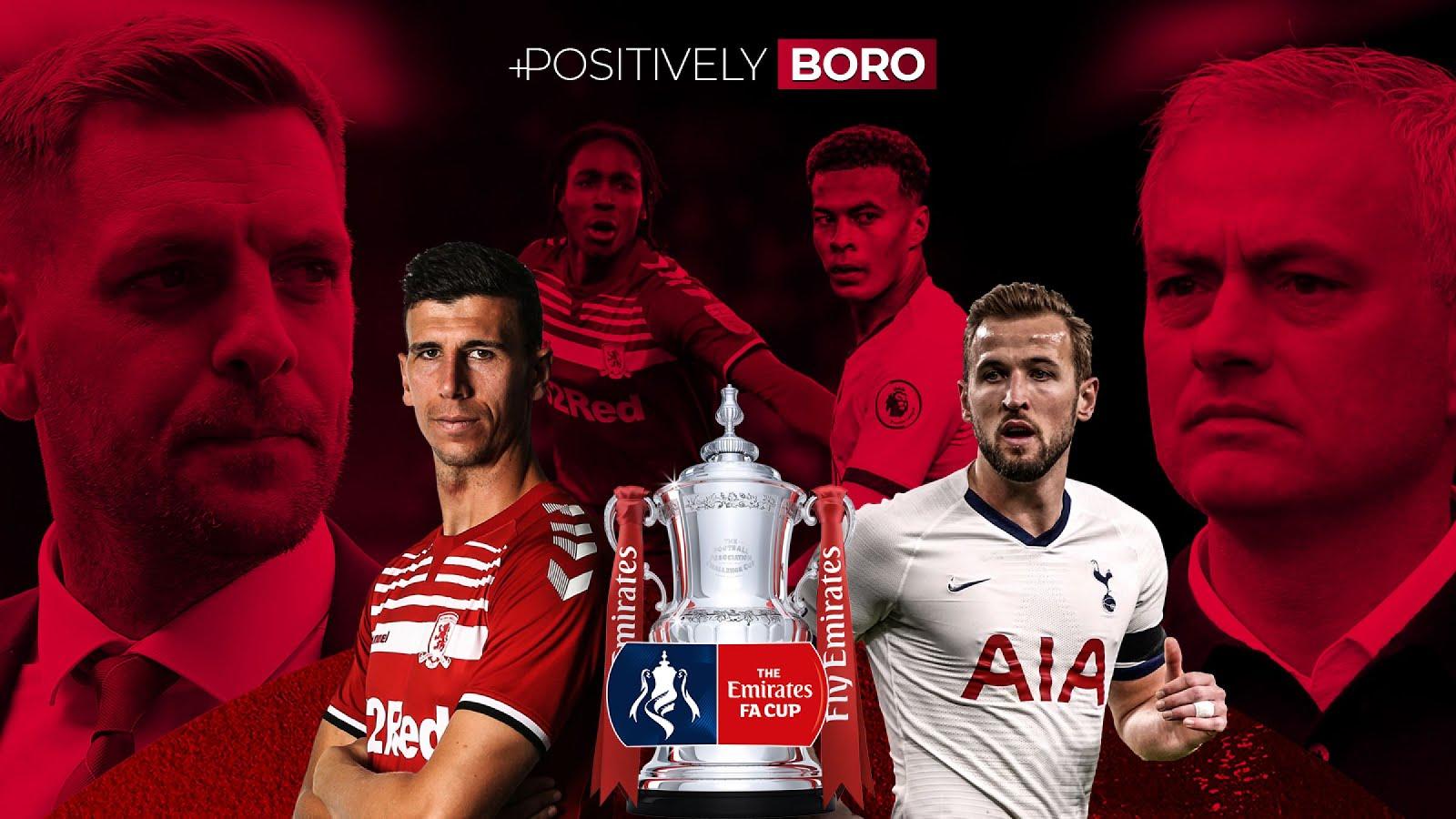 مشاهدة مباراة توتنهام وميدلزبره بث مباشر اليوم 5-1-2020 في كأس الاتحاد الانجليزي