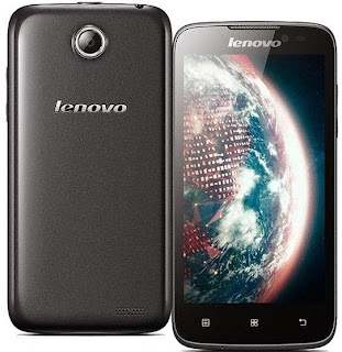 Lenovo A516 Android murah Jelly Bean Layar 4.5 inch