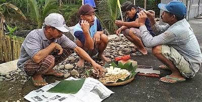 "Warga ""Sedih"" Tak Lama Lagi Satgas TMMD kan Tinggalakn Desanya"