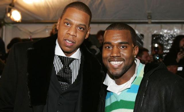 "Kanye West, Jay Z, & Big Sean's ""Clique"" Goes Triple Platinum"