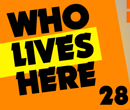 Who Lives Here 28 Walkthrough