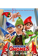 Gnomeo and Juliet: Sherlock Gnomes (2018) BRRip 1080p Latino AC3 5.1 / Español Castellano AC3 5.1 / ingles AC3 5.1 BDRip m1080p