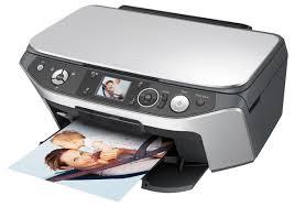 The multipurpose photo center Epson Stylus RX Epson Stylus Photo RX590 Driver Downloads