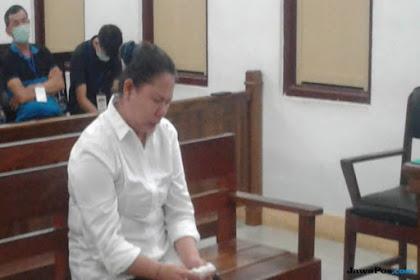 Kapok! Terdakwa Kasus Protes Azan di Tanjung Balai Menangis Selama Persidangan