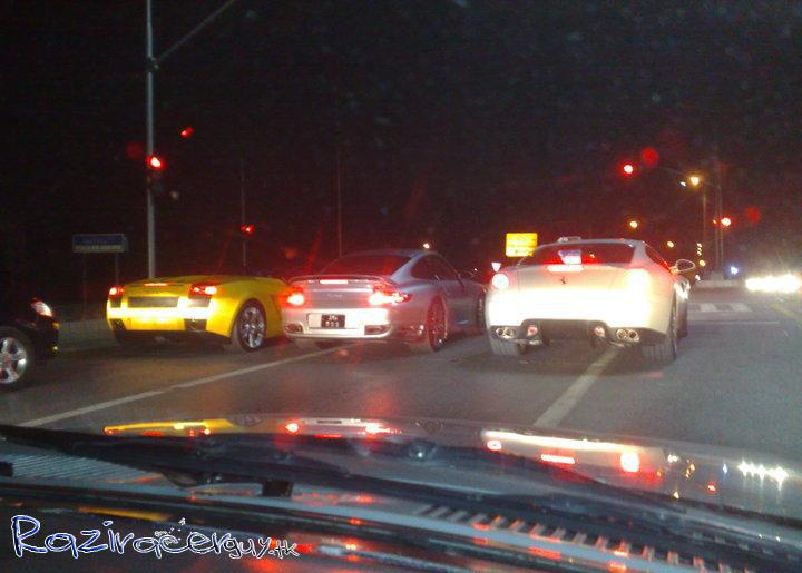 Lamborghini Porsche And Ferrari In Pakistan Sport Cars