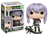 Funko Pop! Shinoa with Weapon