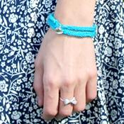 i-cord bracelet tutorial
