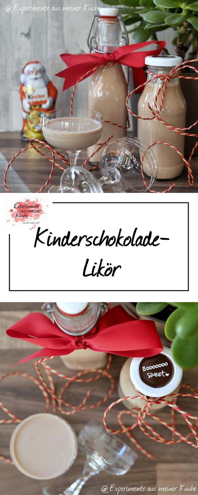 Experimente aus meiner Küche: Zwei Liköre zu Weihnachten ...