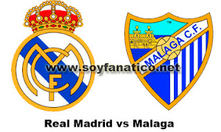 Real Madrid vs Malaga 2017