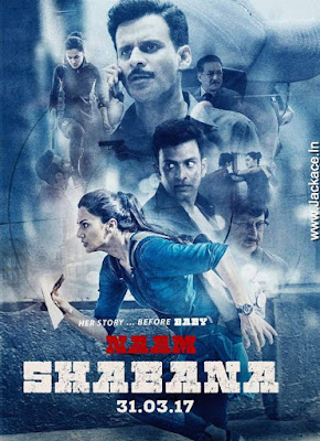 Naam Shabana Budget, Screens & Day Wise Box Office Collection