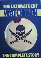 DVD Cover - Watchmen