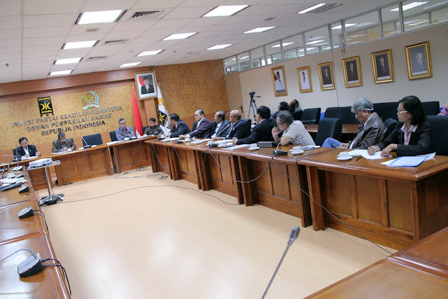 FPKS Terima Aduan Soal Ancaman Asing di Wilayah Udara Indonesia