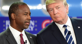 Carson Warns Trump Of 'Moral Descent' On Judge Attacks