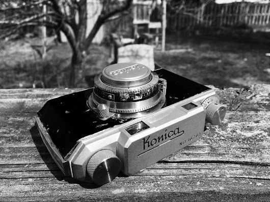 Innocuous and Impressive: The Konica I