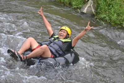 River tubing sungai amprong gubugklakah malang