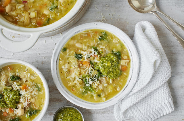 soups in winter? - Page 2 TuscanSoupwithvegetables1