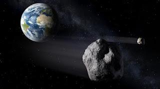 4,4 kilométeres aszteroida megy el a Föld mellett
