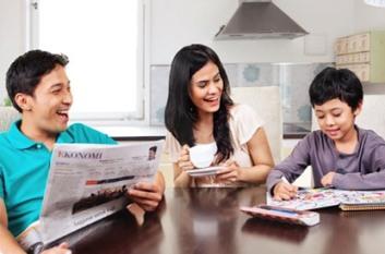 Dekat Dengan Anak Melalui Aktivitas Bersama
