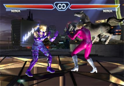 Download Tekken 4 Highly Compressed Game For PC