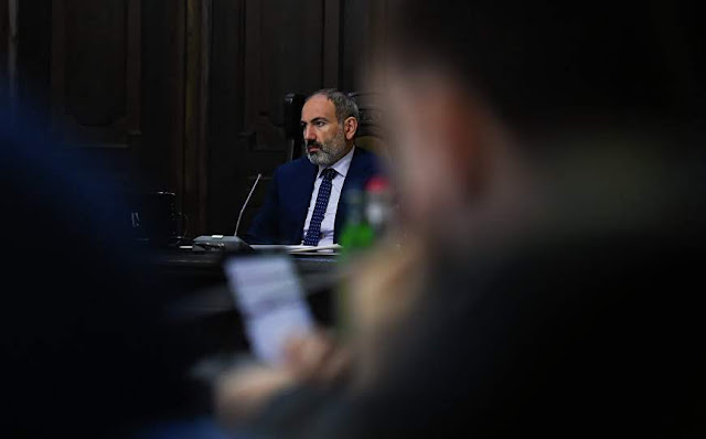 Armenia elecciones anticipadas programadas para el 9 de diciembre