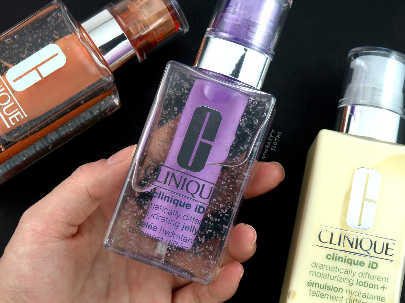Clinique | Clinique iD™ Custom-Blend Hydrators | Dramatically Different Jelly + Lines & Wrinkles Cartridge: Review