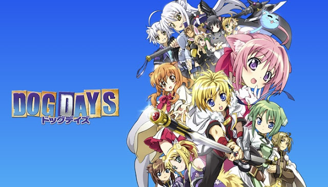 Download Dog Days BD Subtitle Indonesia