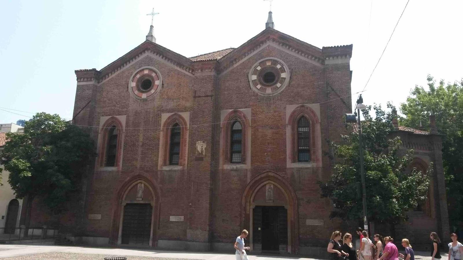 Olonaweb: ITINERARI MILANESI: PORTA GARIBALDI-QUARTIERE