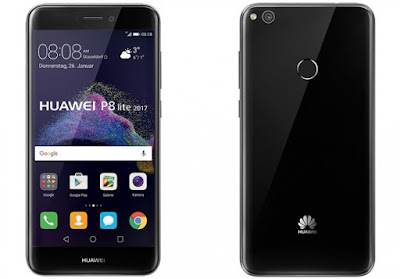 Huawei to start the production year with the P8 Lite (2017)! huawei
