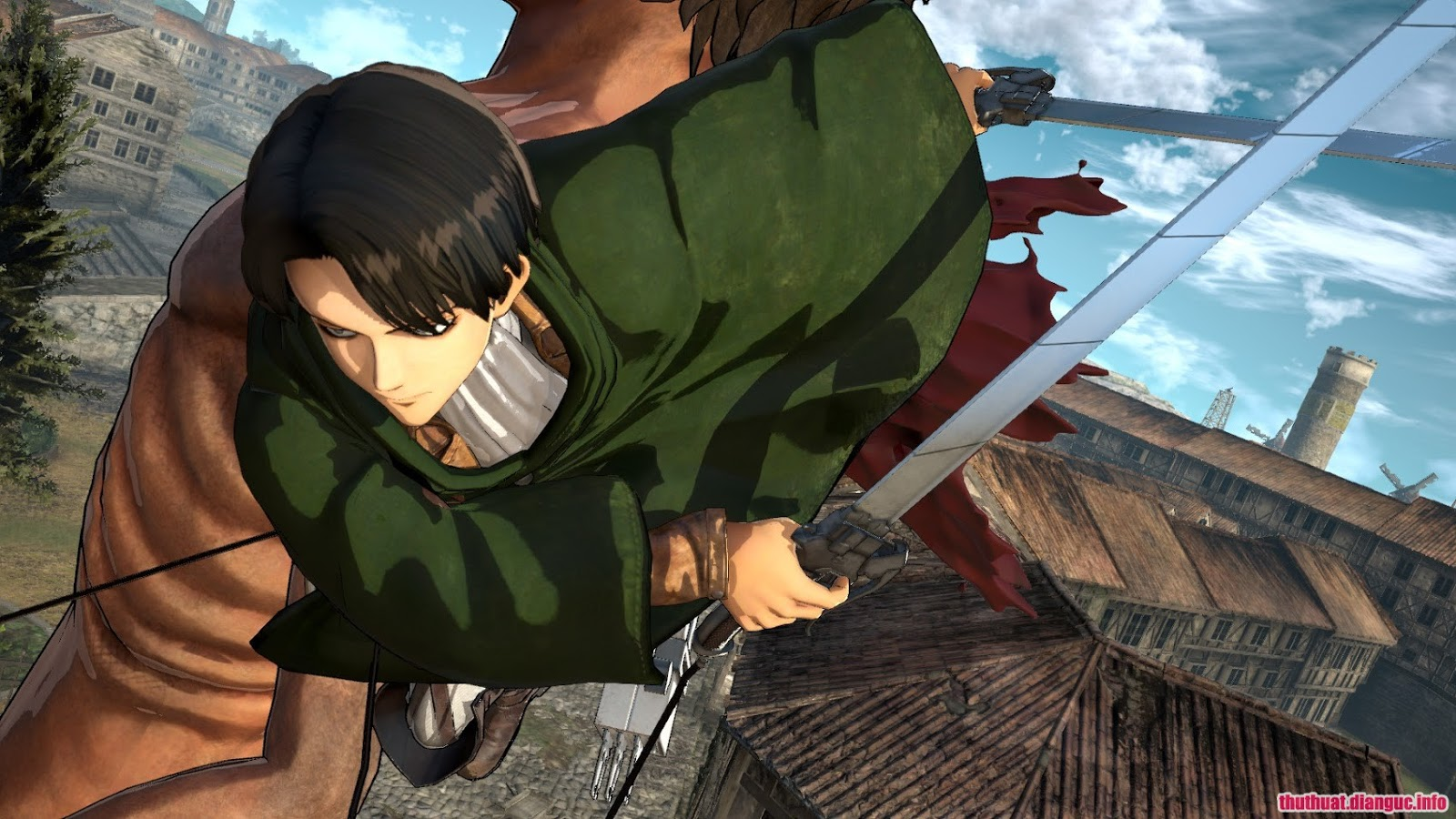 Tải Game Attack on Titan Wings of Freedom Full Crack , Tải game Attack on Titan Wings of Freedom miễn phí, Attack on Titan Wings of Freedom, Attack on Titan Wings of Freedom free download,