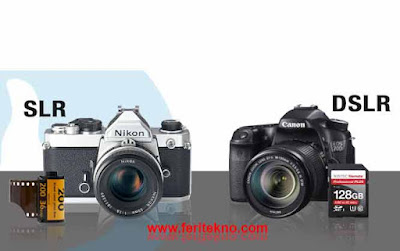 dan apa aja sih perbedaan kamera slr dan dslr Nih 5 Perbedaan Kamera DSLR dan SLR, Mana yang Bagus? Berikut Ulasannya