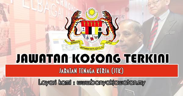Jawatan Kosong 2019 di Jabatan Tenaga Kerja Negeri Sembilan