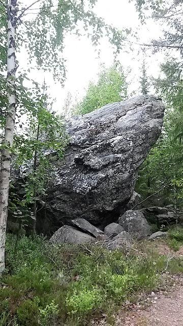 Vuokatinvaara Vuokatti Kainuu