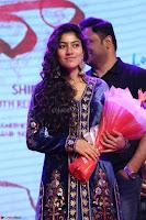 Beautiful Cute Sai Pallavi in dark Blue dress at Fidaa music launch  Exclusive Celebrities galleries 035.JPG