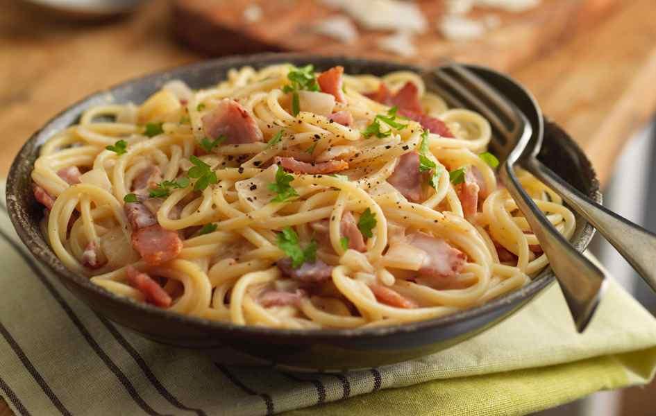 Resepi Spaghetti Carbonara Cheese Paling Sedap - Blogopsi