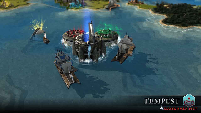 Endless Legend Tempest Gameplay Screenshot 4