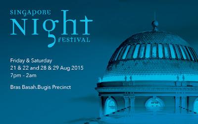 programs, Singapore Night festival, Singapore National Museum, Singapore