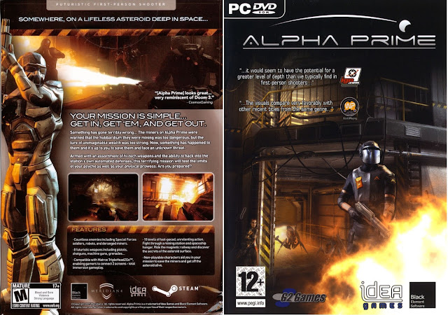 Download Game Alpha Prime PC Games Full Version | Murnia Games