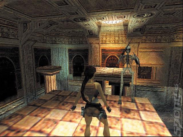 Tomb Raider 2 game