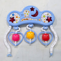 Baby Walker Family FB211E IC Gantungan Owl