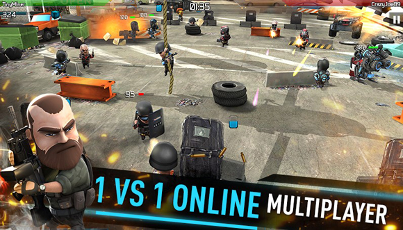 Download WarFriends Mod Apk for Android
