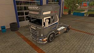 Polar Transport skin for Scania RJL