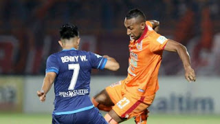 Borneo FC Hajar Arema FC 3-2 di Laga Terakhir Liga 1 2017