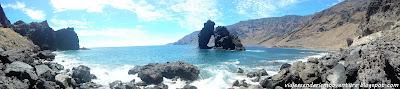Panorámica del Roque Bonanza