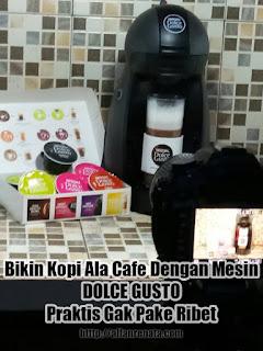 Dolce Gusto, Mesin kopi, Coffee maker, pecinta kopi