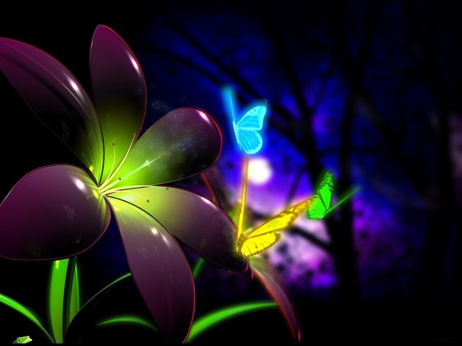 Fantasy Flowers Live Hd Wallpaper Latest Beautiful Wallpaper Images