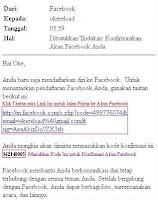 Cara Membuat Facebook dengan Email