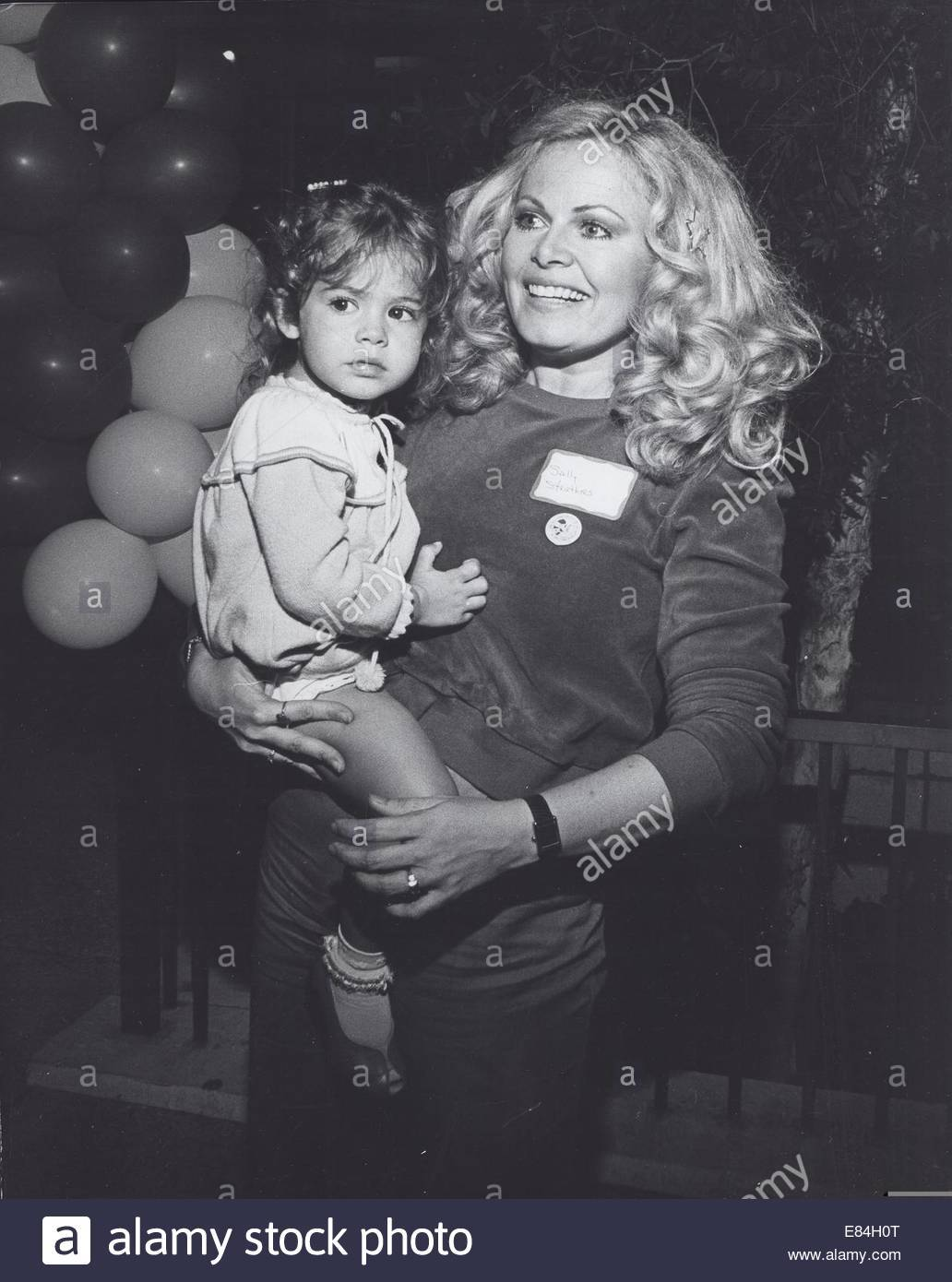 Actress Sally Struthers values