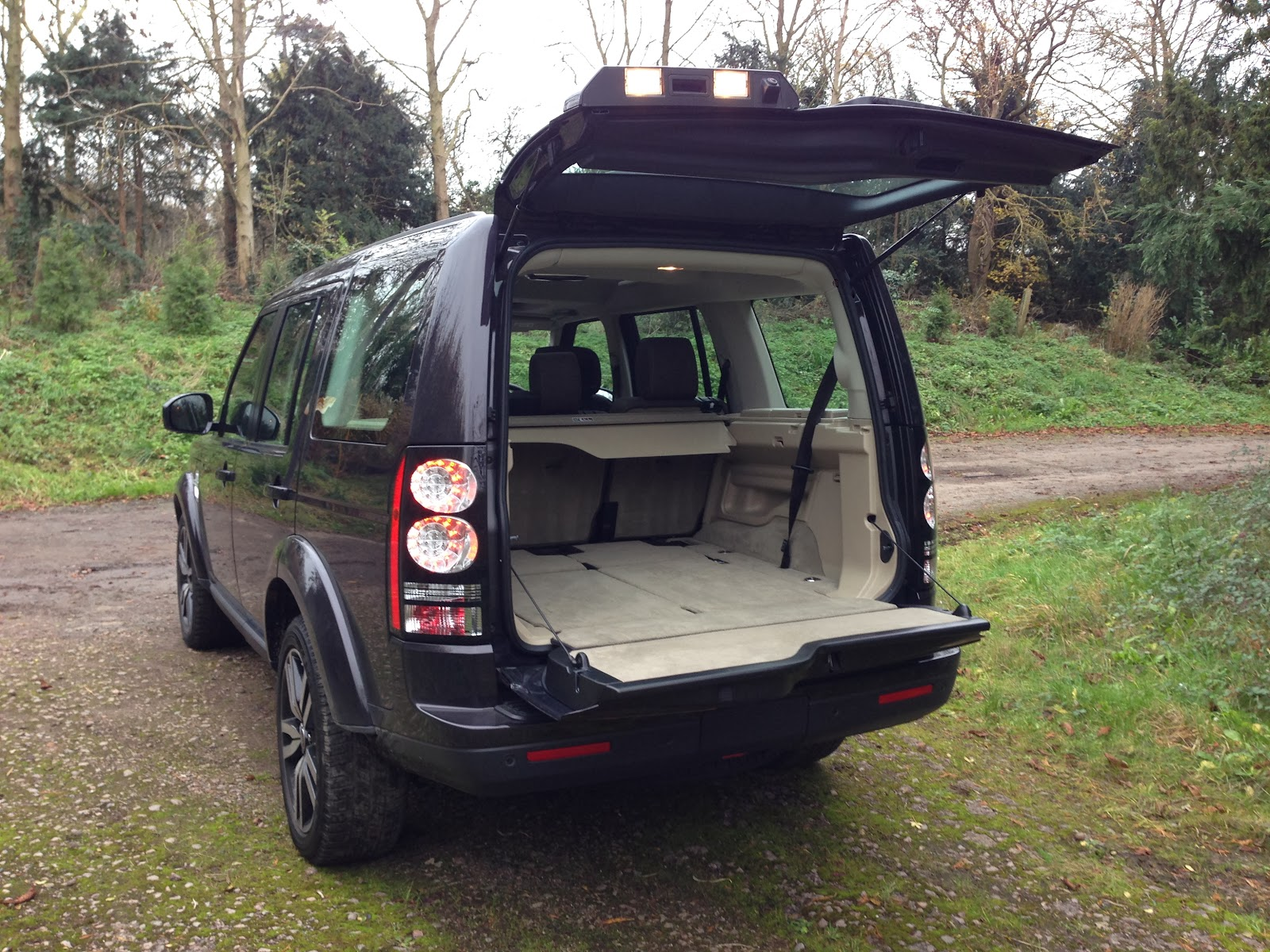Speedmonkey 2014 Land Rover Discovery Review