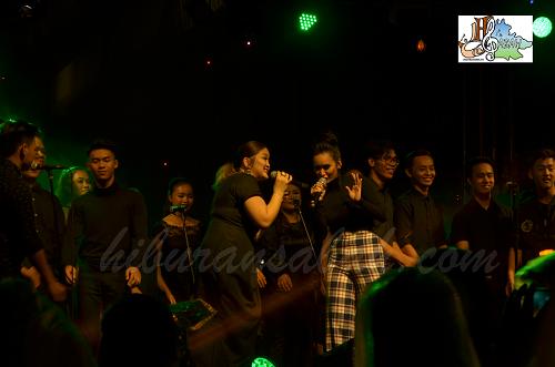 Konsert Marsha & Velvet Live in Kota Kinabalu