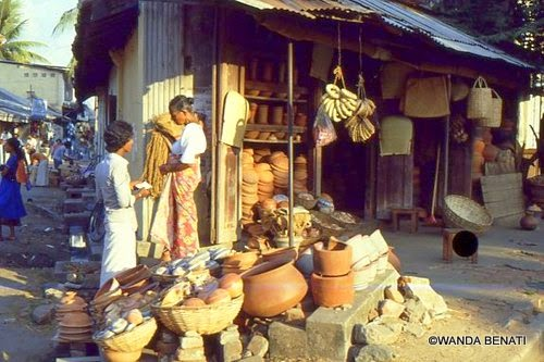 Passeggiando a Negombo, Sri lLnka